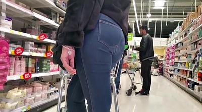 Tall, Booty, Hidden milf
