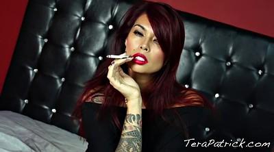 Tera patrick, Tera, Redhead mature, Mature tease