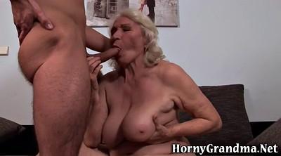 Mature blowjob