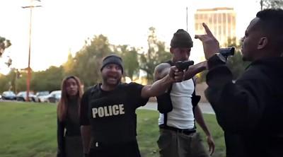 Spanks, Cops