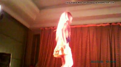 Chinese teen, Chinese dance