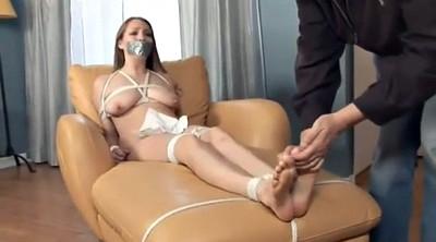 Tie, Feet worship