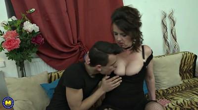 Mom und son