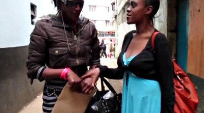 Africa, Shy lesbian, Lesbian experiment